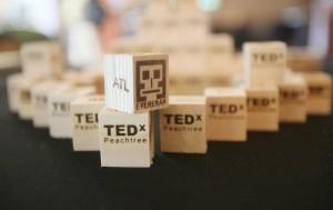 TEDxPeachtree blocks