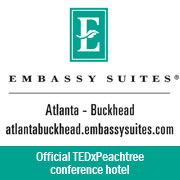 Link to special room rates for TEDxPeachtree 2013